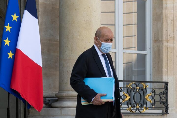 Жан-Ив Ле Дриан. Фото: Reuters