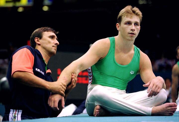 Виталий Щербо (справа). Фото: Reuters