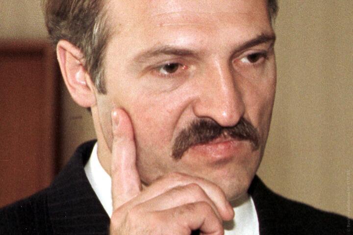 Александр Лукашенко в 1994 году. Фото: Reuters