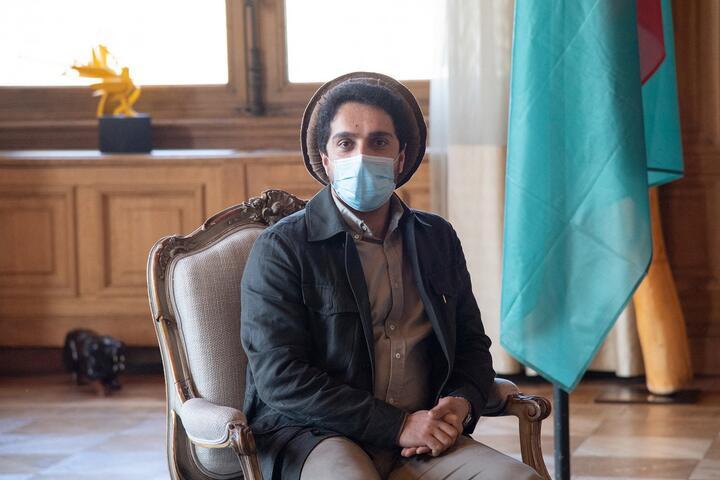 Ахмад Масуд. Фото: Reuters