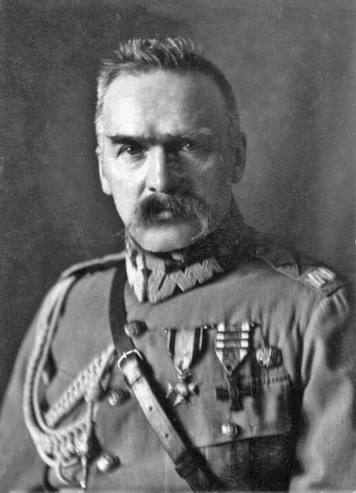 Юзеф Пилсудский, создатель польского государства после Первой мировой войны. Фото: wikipedia.org