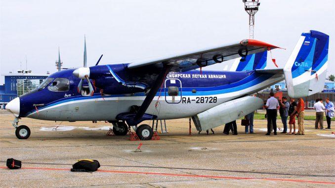 Ан-28. Фото: «Сибирская легкая авиация» (СиЛА)