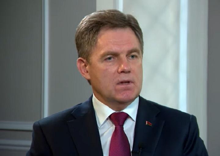 Игорь Петришенко. Скриншот видео ОНТ