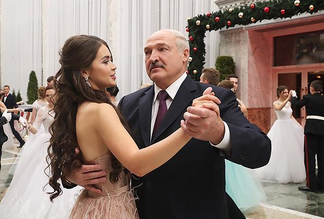 Александр Лукашенко и Мария Василевич. Фото: Фото: president.gov.by