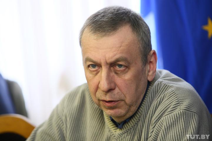 Андрей Санников. Фото: TUT.BY