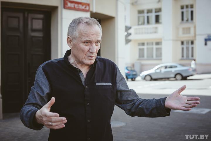 Владимир Некляев. Фото: TUT.BY