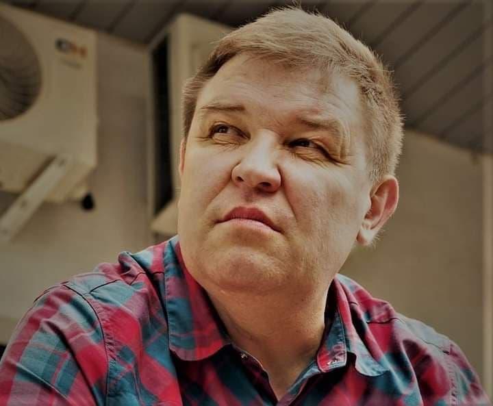 Владимир Ляховский. Фото: личная страница историка в Facebook