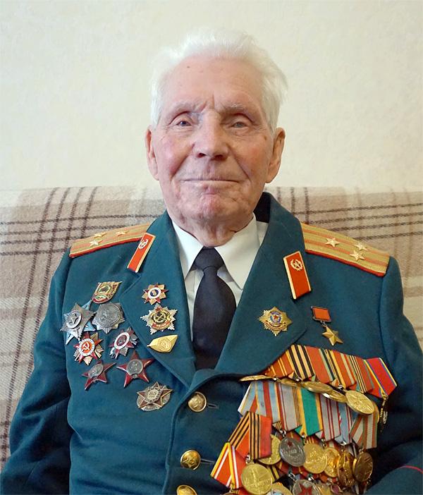 Иван Кустов. Фото: warheroes.ru