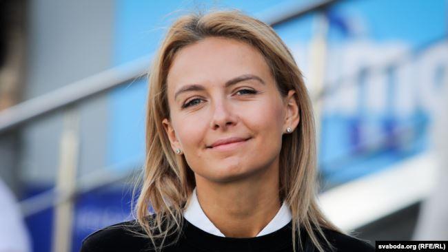 Ольга Хижинкова. Фото: svaboda.org