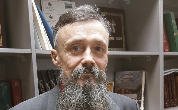 Олег Сыромятников. Фото: permseminaria.ru